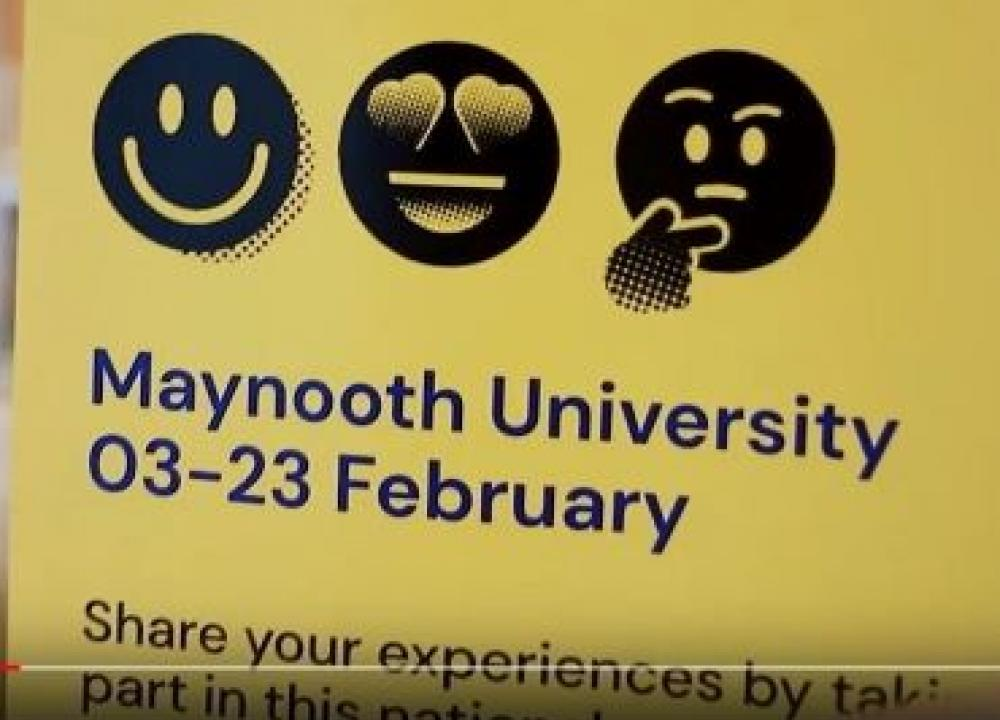 StudentSurvey.ie 2020 in Maynooth University