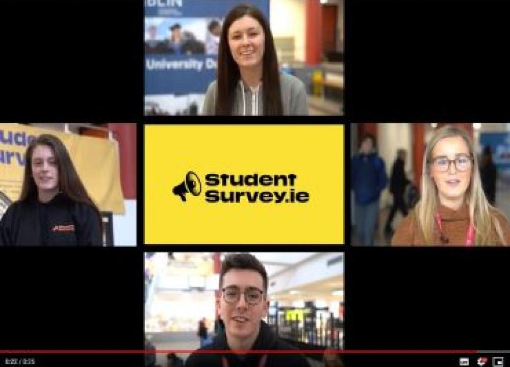 StudentSurvey.ie open to students in TU Dublin