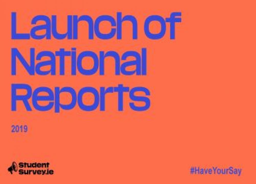 StudentSurvey.ie National Reports Launch 2019