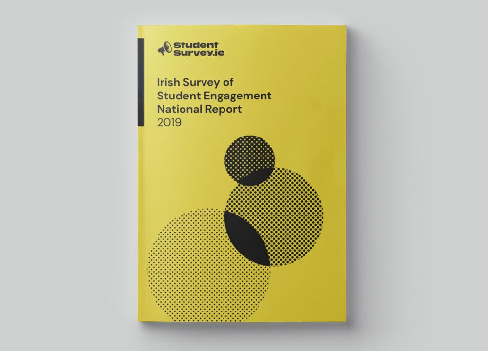 Cover of Irish Survey of Student Engagement National Report 2019