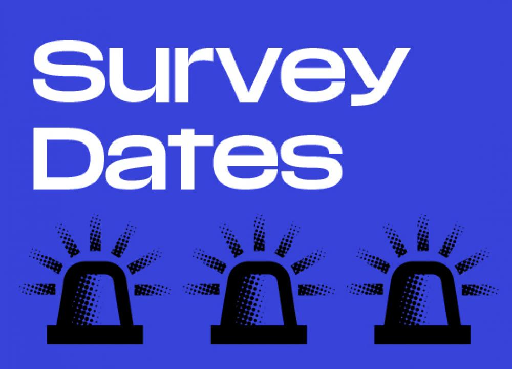 Survey Dates