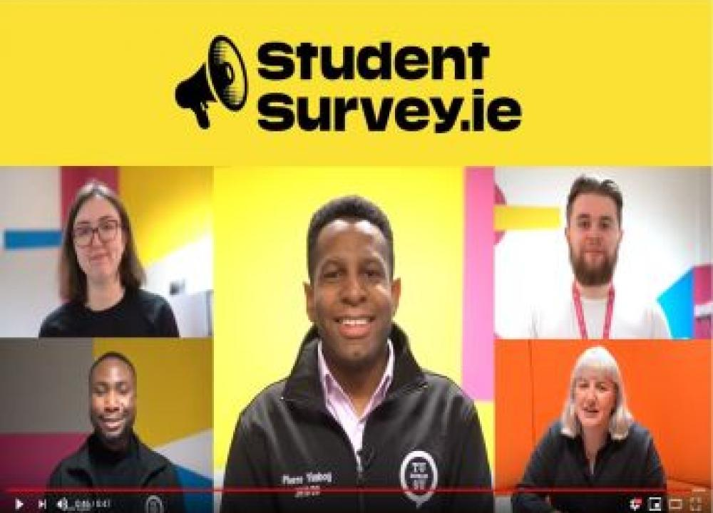 StudentSurvey.ie in TU Dublin