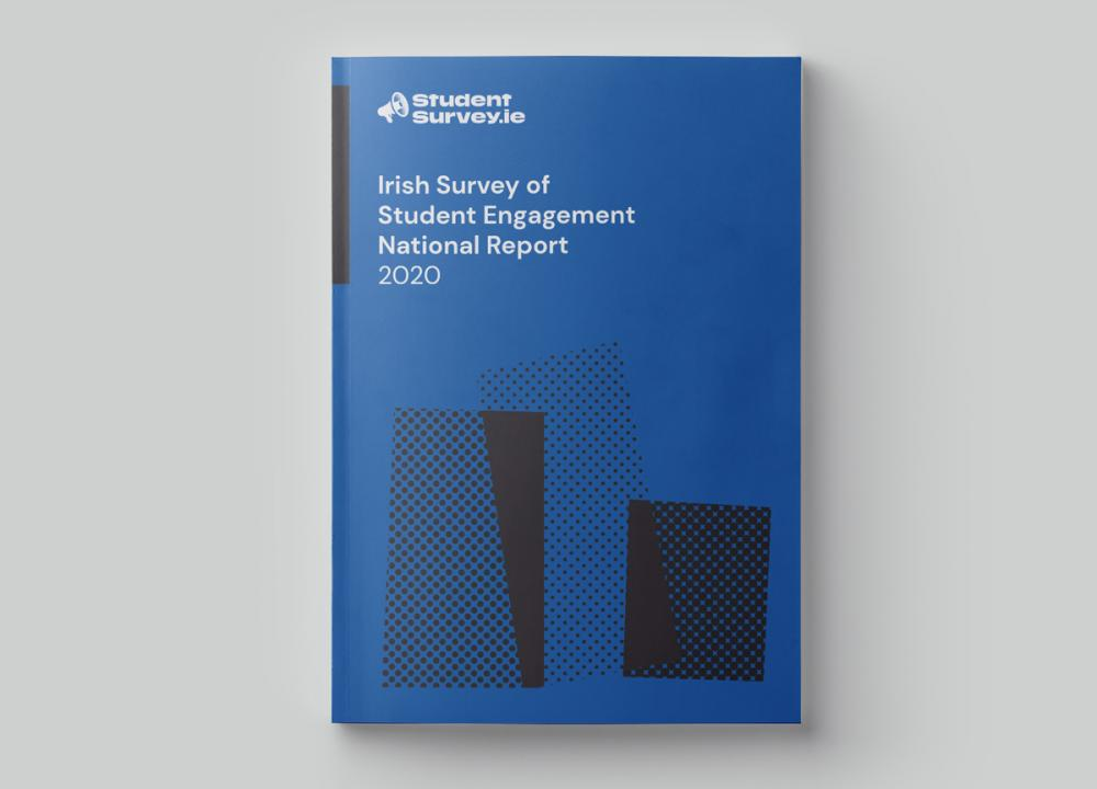 StudentSurvey.ie National Report 2020 front cover