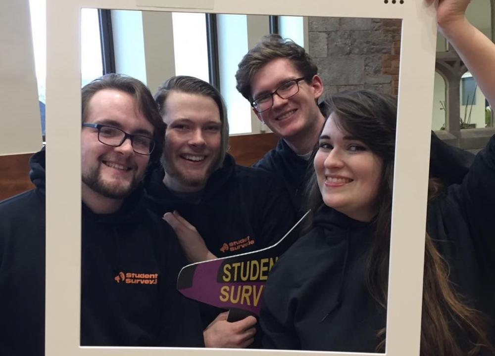 StudentSurvey.ie in UCC 7