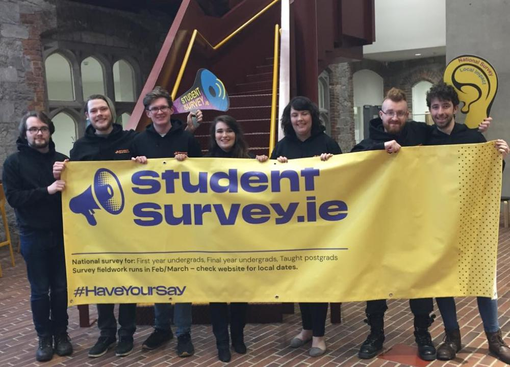StudentSurvey.ie in UCC 1